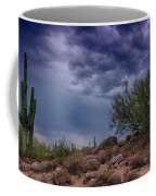 Dark Desert Skies  Coffee Mug