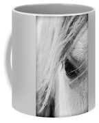 Dark Eyes Coffee Mug
