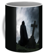 Dark Figure Coffee Mug by Joana Kruse