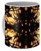 Dark Flame Of Nature Coffee Mug