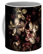 Dark Flowers Coffee Mug