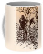 Dark Rider-tolkien Appreciation Coffee Mug