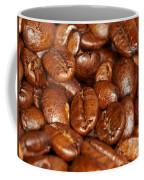 Dark Roasted Coffee Beans Coffee Mug