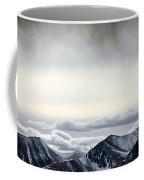 Dark Storm Cloud Mist  Coffee Mug