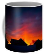 Dark Sunset Coffee Mug