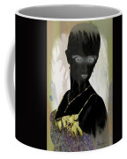 Dark Vision - Featured On Comfortable Art And A Place For All Groups Coffee Mug
