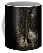 Dark Winding Path Coffee Mug