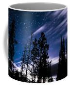 Darkness At Ledgefork Coffee Mug