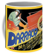 Darracq Suresnes France Coffee Mug