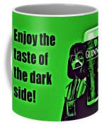 Darth Drinks Guinness Coffee Mug