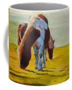 Dartmoor Ponies Coffee Mug
