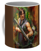 Daryl Dixon Walker Killer Coffee Mug