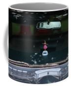 Dashboard Hula Girl Coffee Mug