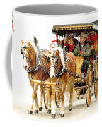 Dashing Through The Snow Coffee Mug