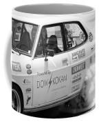 Datsun Smoking Tires Coffee Mug