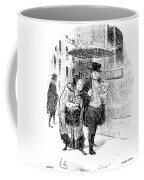 January, 1850 Coffee Mug