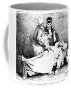 Daumier: Republican, 1834 Coffee Mug