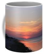 Dauphin Island Sunset Coffee Mug