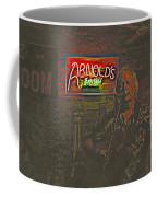 Dave Hawkins Abstract Coffee Mug