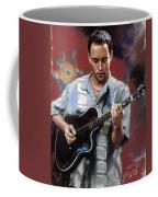 Dave Matthews Coffee Mug by Viola El