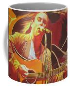 Dave Matthews At Vegoose Coffee Mug