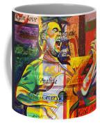 Dave Matthews-bartender Coffee Mug