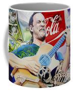 Dave Matthews Seek Up Coffee Mug by Joshua Morton