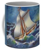 Daves' Ship Coffee Mug