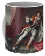 David As Richard IIi, Illustration Coffee Mug