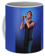 David Bowie 2 Painting Coffee Mug