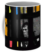 David Carradine Jail Young Billy Young Old Tucson Sound Stage Tucson Arizona 1968 Coffee Mug