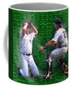 David Cone Yankees Perfect Game 1999 Zoom Coffee Mug