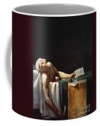David: The Death Of Marat Coffee Mug