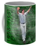 David Wells Yankees Perfect Game 1998 Coffee Mug