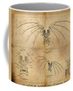 Davinci's Wings Coffee Mug