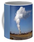 Davis Besse Nuclear Power Plant Coffee Mug