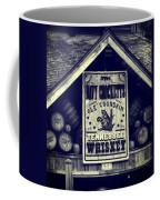 Davy Crocketts Tennessee Whiskey Coffee Mug