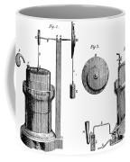 Davy: Gas Machine, 1800 Coffee Mug