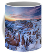 Dawn At Bryce Coffee Mug