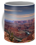 Dawn At Dead Horse Point Coffee Mug