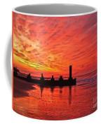 Dawn At The Beach Coffee Mug