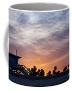 Dawn At Venice Beach Coffee Mug