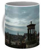 Dawn In Edinburgh Coffee Mug
