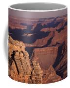 Dawn In The Grand Canyon Coffee Mug