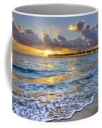 Dawn Lace Coffee Mug