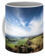 Dawn Landscape In Springtime Coffee Mug