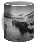 Dawn Of A New Day Bw Coffee Mug