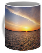 Dawn On The Chesapeak - St Michael's Maryland Coffee Mug