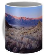 Dawn Over Death Valley Coffee Mug