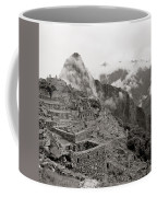 Dawn Over Machu Picchu Coffee Mug